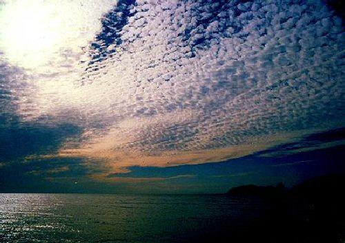 04b 500 巻積雲 鰯雲