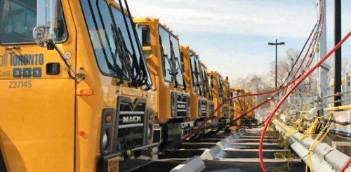 04aa 500 20191030 Tront garbage trucks