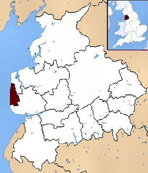 09ab 300 location of Blackpool