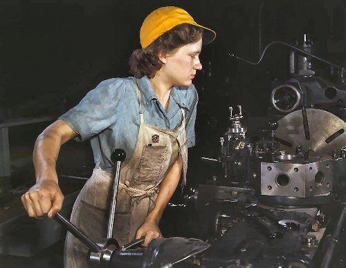 03d 500 WomanFactory1940s