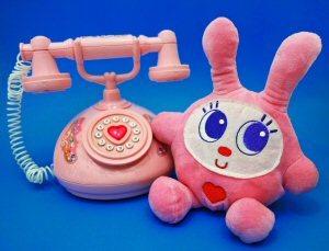 03c 300 bunny phone