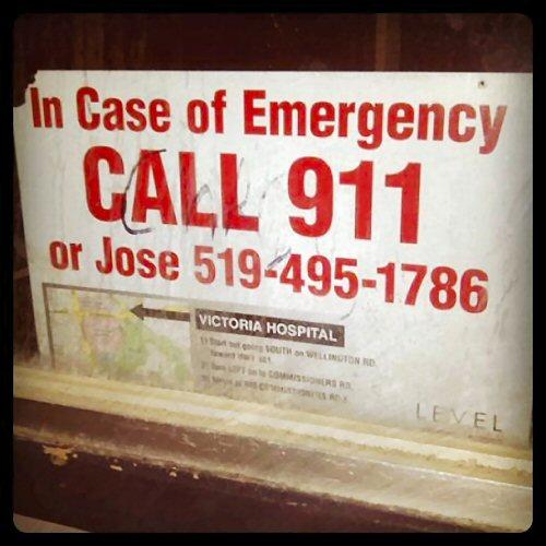 09b 500 Call 911