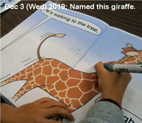 01b 600 Named Giraffe