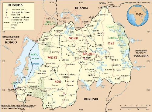 03bb 500 Map of Rwanda