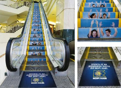 03bc 600 guerrilla escalator