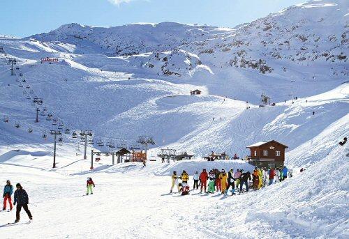 04c 500 Ski resort