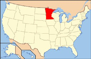 04db 300 Location of Minnesota