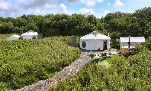 ■03a 500 Gramping Yurt