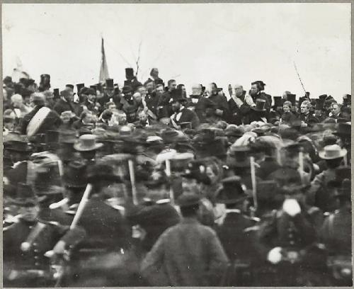 ■04g 600 Lincoln Gettysburg