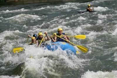 04b Rafting in Tennessee