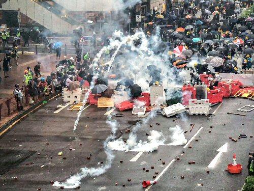03b 500 Hong Kong Riot