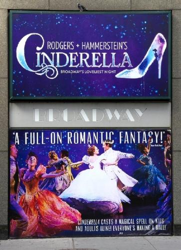 09b 600 Cinderella Broadway