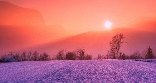 03c 500 日の出 雪