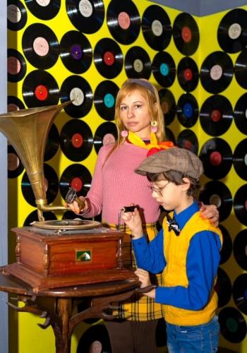 04a 500 gramophone boy