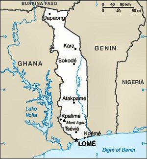 03bb 500 Togo map