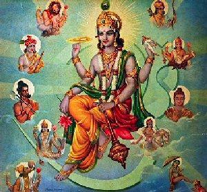 03a 300 avatar God