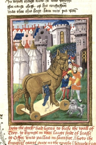 03a 600 Trojan Horse