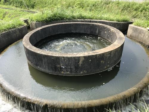 【いわき市の円筒分水】・5