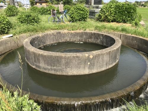 【いわき市の円筒分水】・4