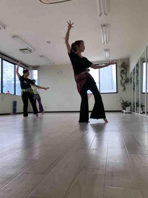 リコネクティヒーリングとベリーダンス