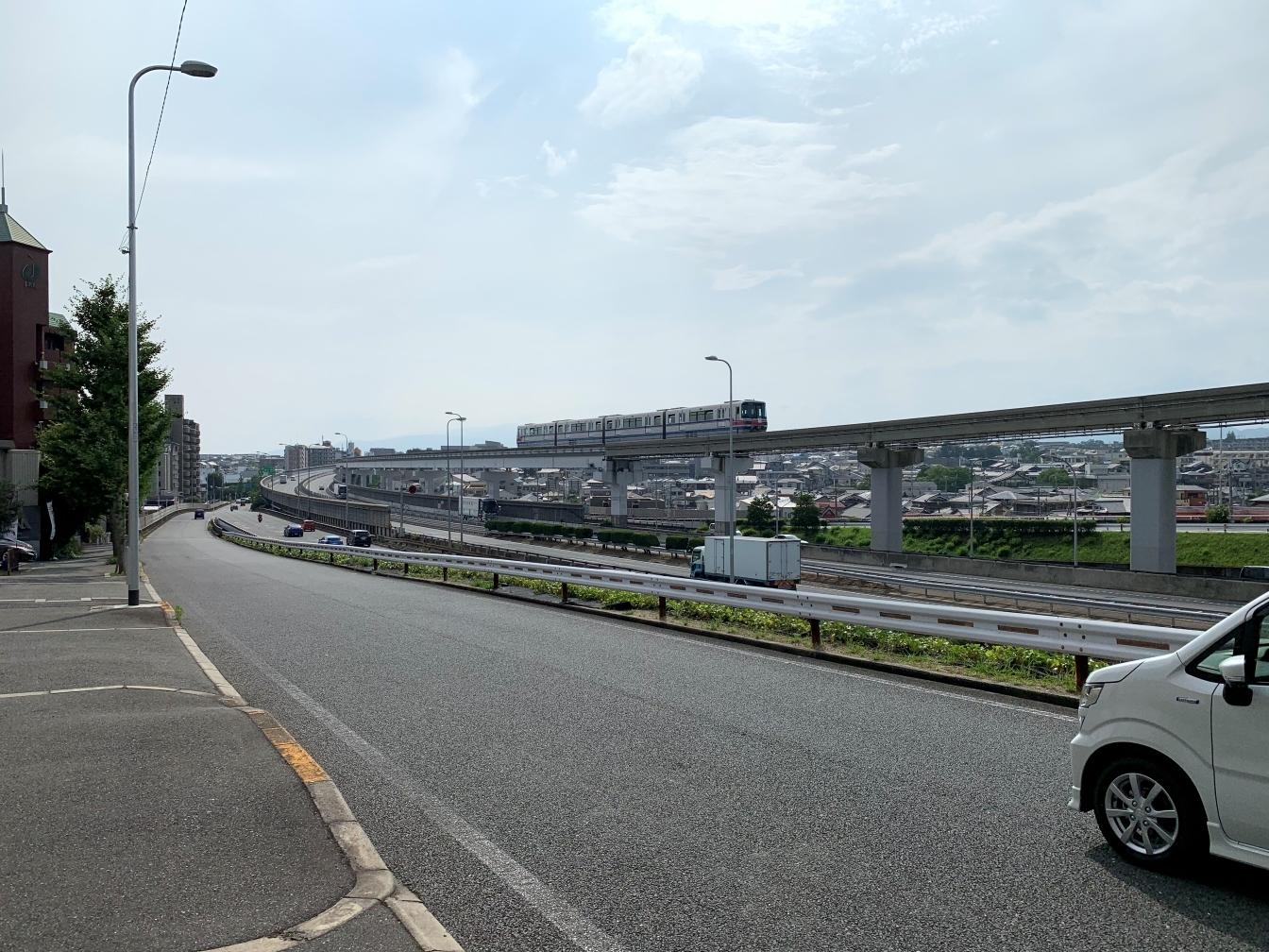 柴原阪大前駅20200705-1
