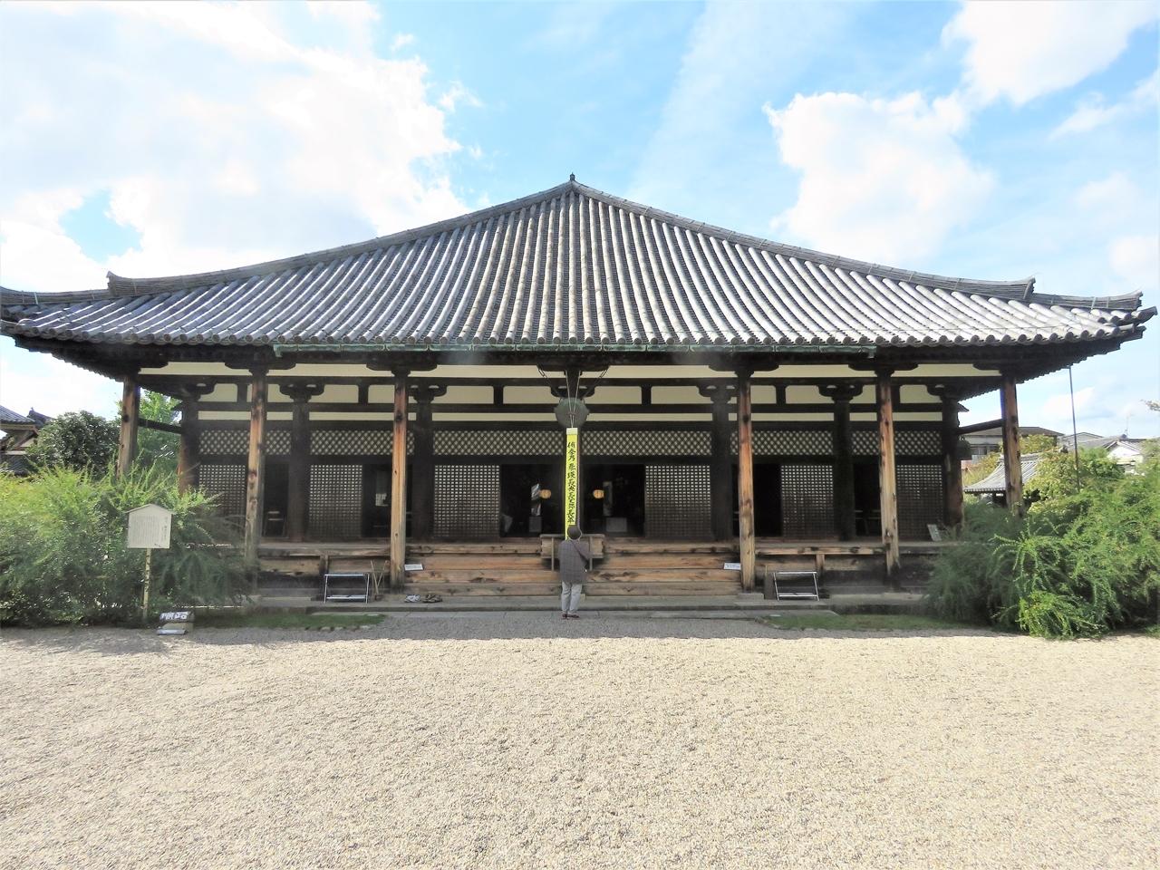 s-元興寺極楽堂 ならまち191020