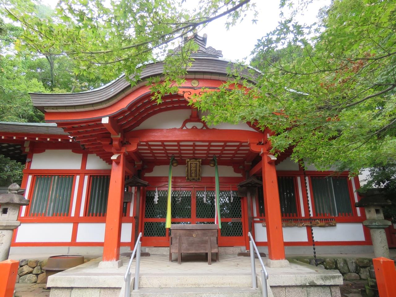 s-瑜伽神社 ならまち191020