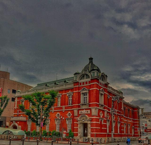 大分銀行赤レンガ館