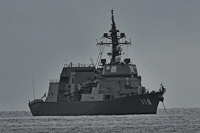 護衛艦 ふゆづき