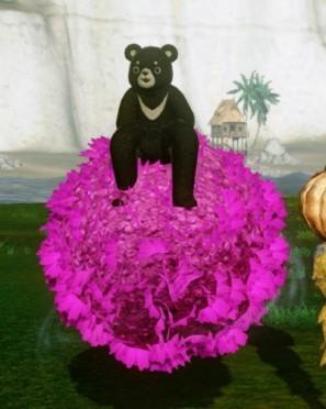 基本プレイ無料の自由系オンラインRPG、アーキエイジ、みんなでタピれる「納涼タピオカ祭り」を開催したよ