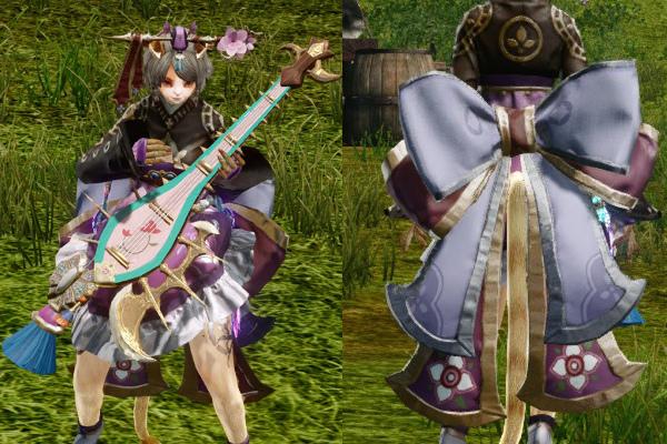 基本プレイ無料の自由系オンラインRPG、アーキエイジ、オンラインゲームでコンサート!?素敵な楽器と衣装が手に入る「アリアのコンサート」を開催したよ