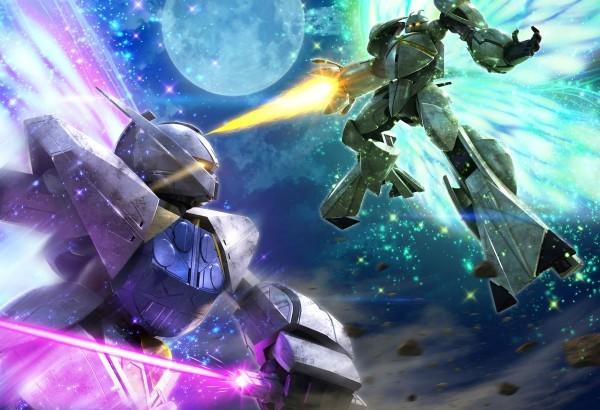 基本プレイ無料のブラウザ戦略シミュレーションゲーム、ガンダムジオラマフロント、リプレイド作戦「月光蝶」が発令されたよ
