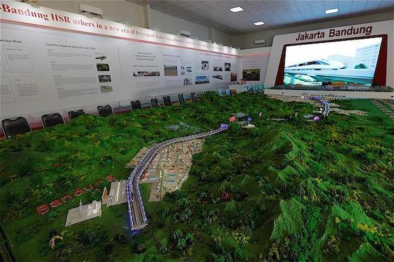 インドネシア 高速鉄道 中国 安物買い ジョコ大統領