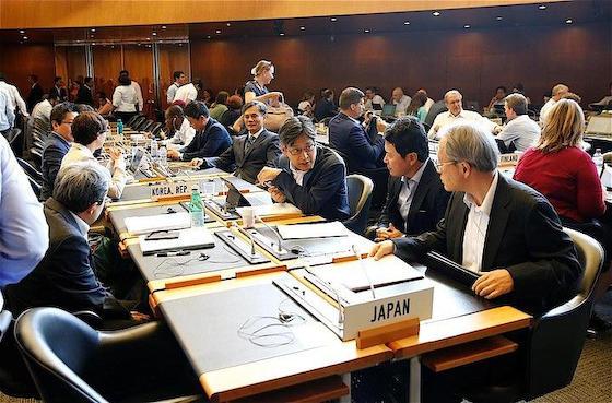 毎日新聞 WTO 輸出管理 韓国