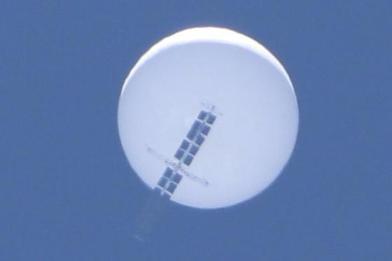 UFO 白 気球 風船 仙台 ラジオゾンデ 使徒