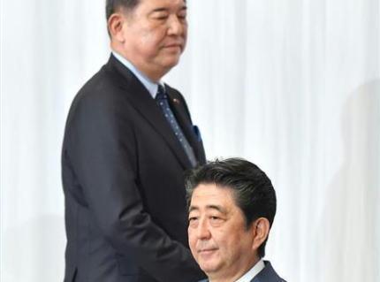 朝日新聞RONZA 「「安倍内閣ではコロナ危機を収束できない。 今は『石破茂内閣』しかない!彼は変わった!」