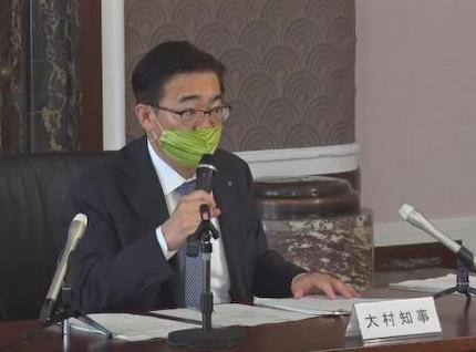 愛知県の大村知事「東京と大阪は医療崩壊している!」→ 小池都知事「スルー」 吉村知事「何を根拠に言っているのか不明」 松井市長「デマで大阪を貶めても自身の値打ちは上がりませんよ」