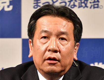 立憲民主党の枝野幸男代表、健康不安が指摘されている安倍晋三首相に対し「検査で病院に入ったのであれば、国会に出てきてもらって健康状態も含めてきちんと説明してもらう必要がある」