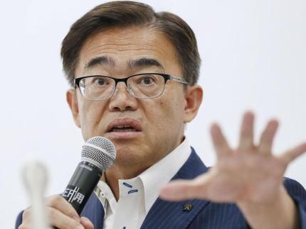 「『私たちは愛知県の大村知事を支持します!』 よくこれだけ胡散臭い方々を集められたもんだと感心します」(画像) ←大村知事リコール反対派のメンツがえげつないと話題に