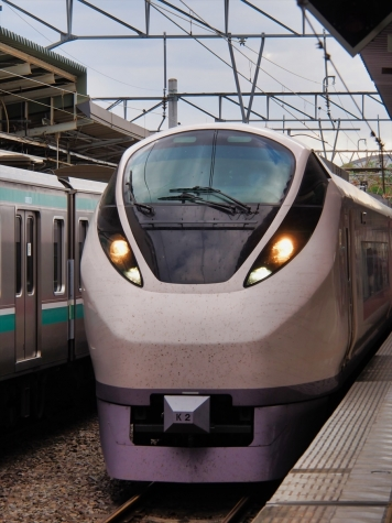JR 常磐線 E657系