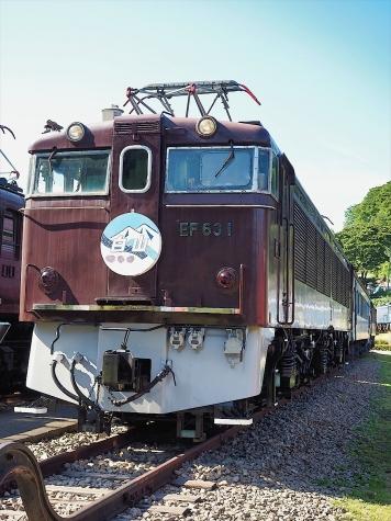 電気機関車 EF63 1【碓氷鉄道文化むら】