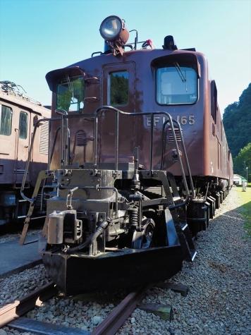 電気機関車 EF15 165【碓氷鉄道文化むら】