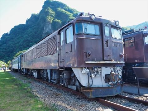電気機関車 EF62 1【碓氷鉄道文化むら】