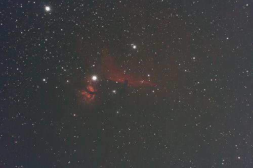馬頭星雲test