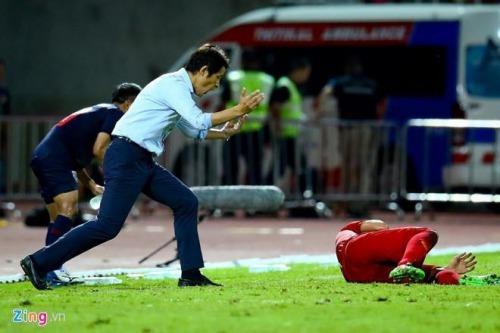 Thailand vs vietnam 0_0 nishino akira fist match