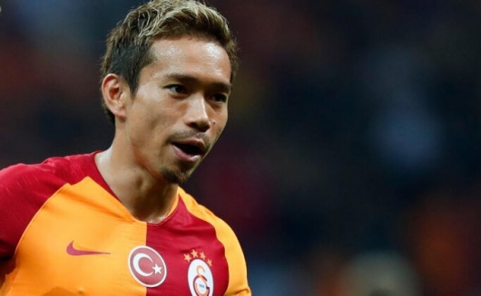 Galatasaray 0-1 Real Madrid nagatomo