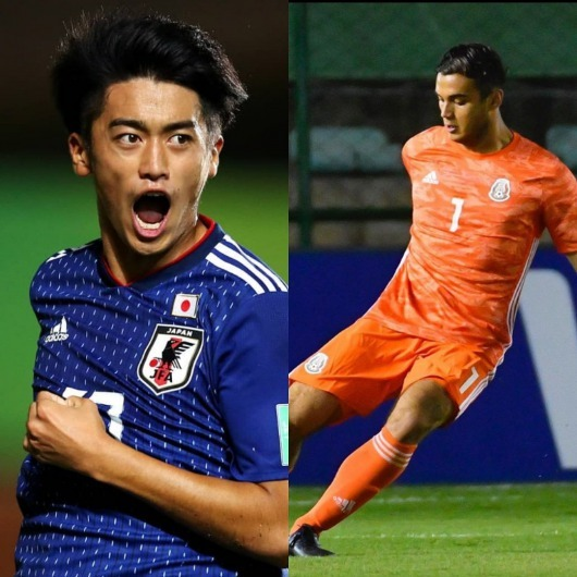Japan vs México U17WC 2019