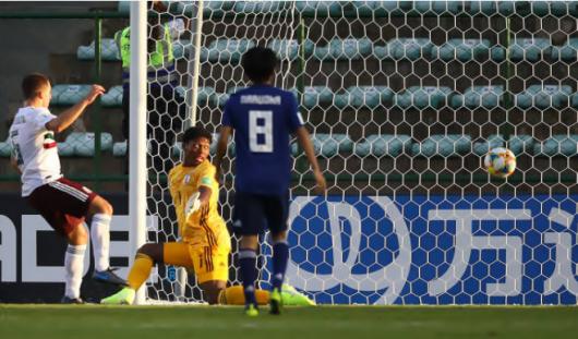 Japan 0 Mexico 2 U17WC 2019