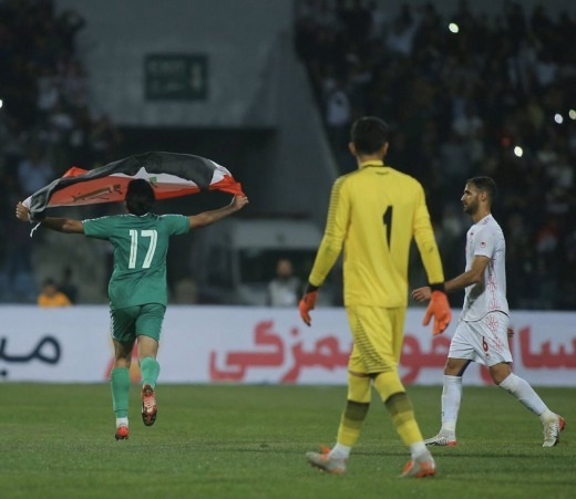 FIFA World Cup Asian Qualifiers results (Matchday 4) 2022