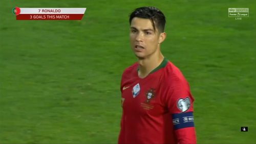 Ronaldo looks younger than most 25yo